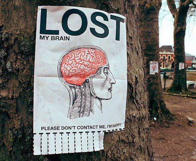 On en apprend tous les jours — DES VIEILLES ET DES BIEN MûRES - Page 2 Lost-my-brain