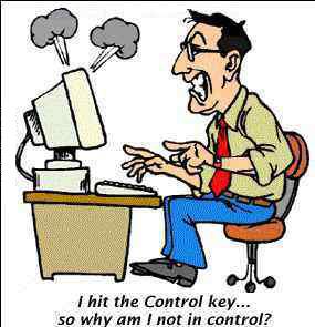 Control Comic
