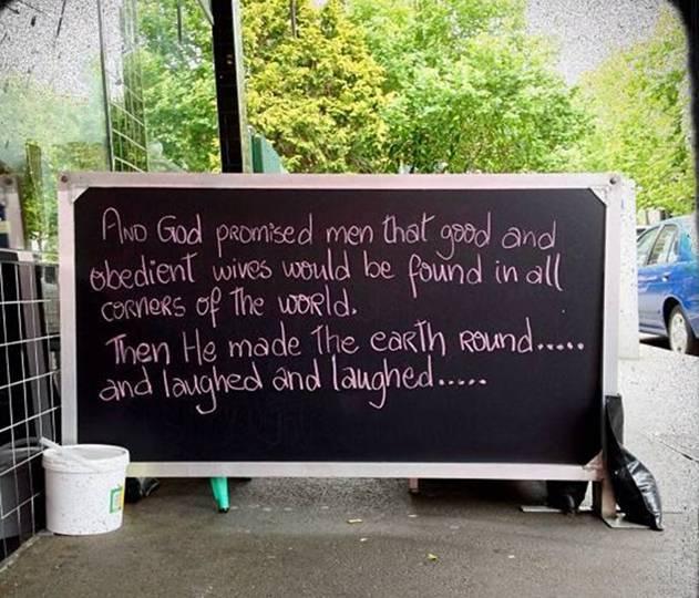 obedient women