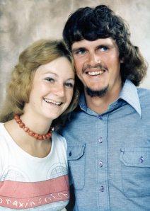 Craig and Jacinta
