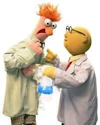Beaker and Dr Bunsen Honeydew 2