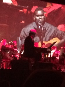 Gurrumul and James Black