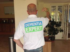 Dementia Expert Chris Roberts UK