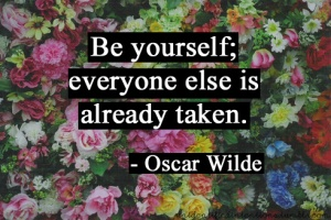 be-yourself-oscar
