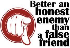 honest enemies