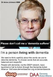 do not call me a sufferer