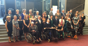 2015 National Disability Awards, Finalists