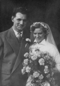 Peter and June Watt