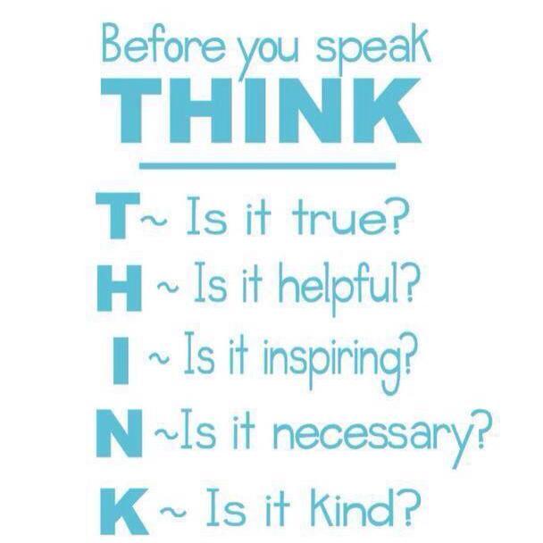 before you speak think pdf